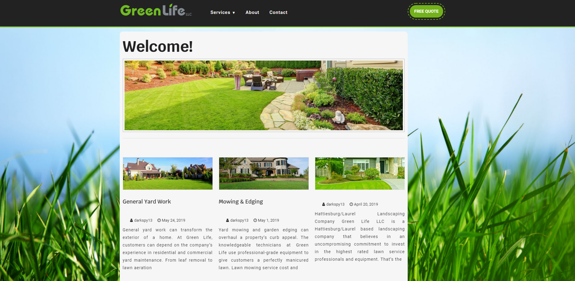 Greenlife Lawncare